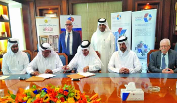AGREEMENT SIGINING FUNCTIONFOR ASSETS ACQUISITION